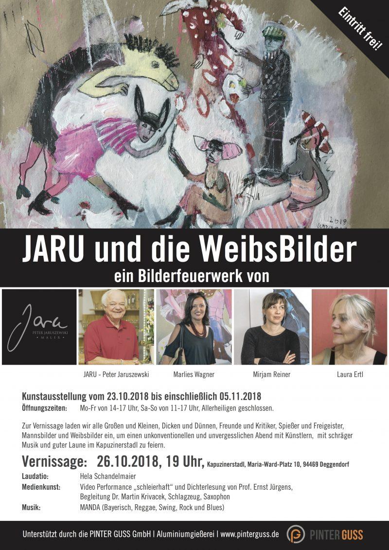 Jaru und die WeibsBilder