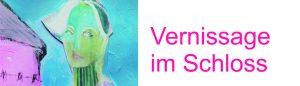 """22. August 2019: Vernissage zur Ausstellung """"Schloss Tentschach"""" in der Nähe von Klagenfurt/Kärnten mit Bildern von Marlies Wagner, Mirjam Reiner und Peter Jaru"""