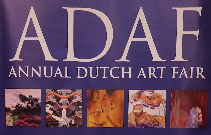 11. bis 13. Oktober 2019 Kunstmesse ADAF 19 (Annual Dutch Art Fair) in Amsterdam.