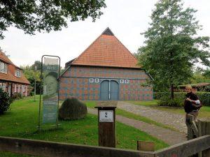 12. Januar bis 13. April 2020: Mitgliederausstellung des Kunstvereins Fischerhude. Kunst im Giebel - Kleine Formate.