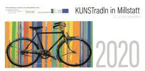 10. Juli bis November 2020: 3. KUNSTradln in Millstatt/Kärnten.