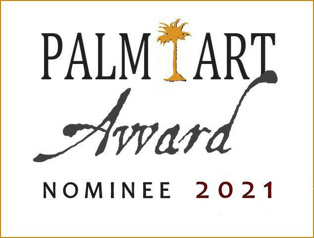 JARU ist nominiert für den PALM ART Award 2021